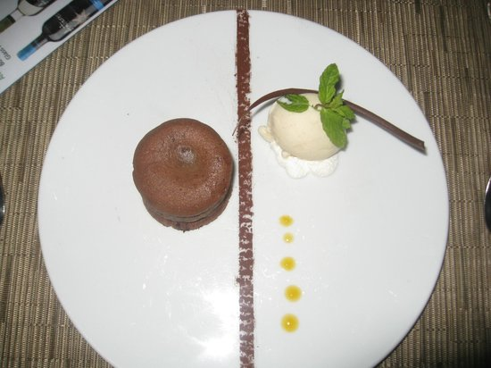 Sands Suites Resort & Spa:                   Dessert