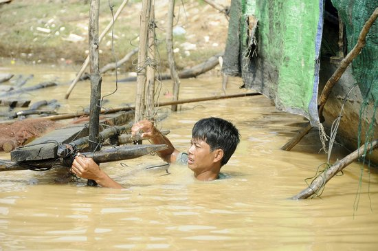 写真Kompong Phluk枚