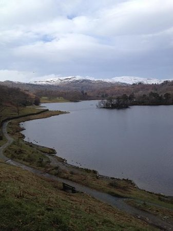 Windermere, UK:                   rydal