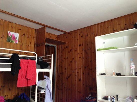 Hotel Le Cret: Room