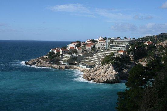 Rixos Hotel Libertas:                   Hotelansicht