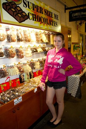 Melba's Chocolate & Confectionery:                   Super Size Chocolates