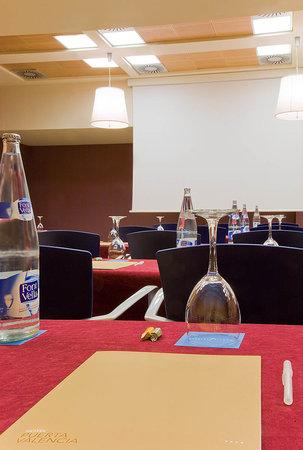 Silken Puerta Valencia: Meeting room