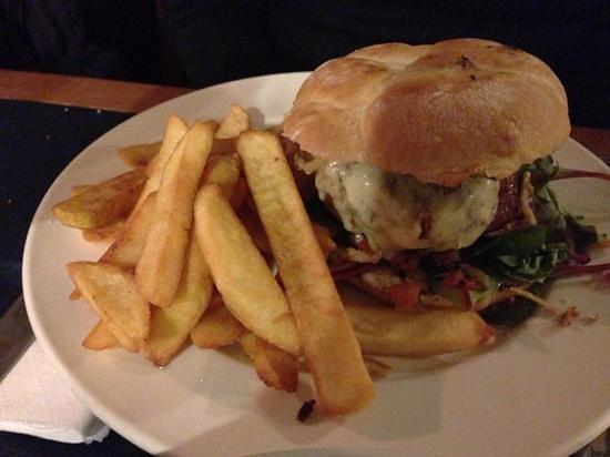 King's Wark:                   monster steak burger