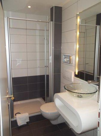 Art Hotel Pfeffermuhle :                   Room WC