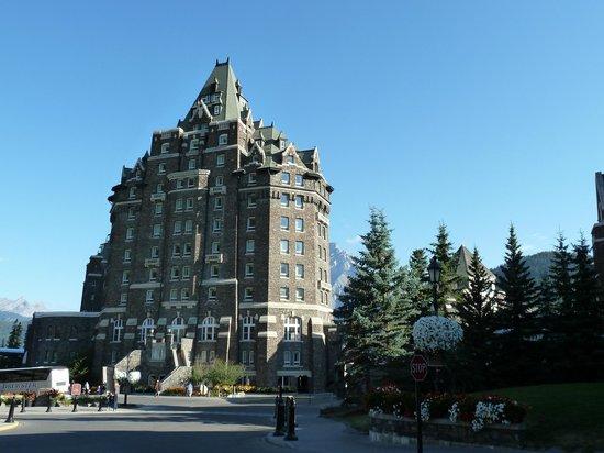 Fairmont Banff Springs: Hotelansicht