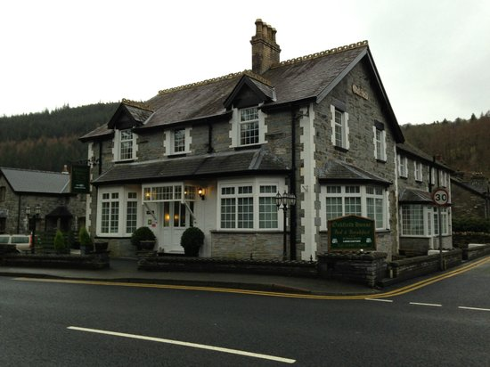 Oakfield House B & B:                   Picture of the hotel