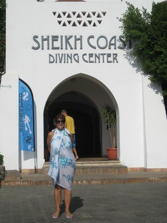 Domina Coral Bay Prestige Hotel:                   Diving center