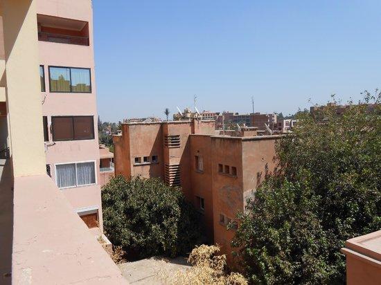 Dellarosa Hotel Suites & Spa:                   view