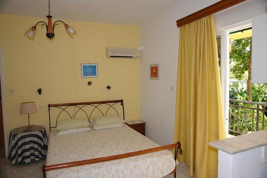 Villa Nefeli: One of our rooms