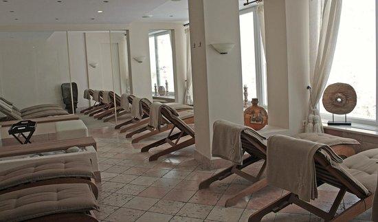 Hotel Bergwelt: Spa