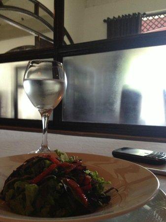 L'Incontro:                   Chopped Italian Salad