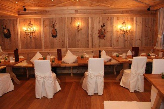 Hotel Bergwelt: Kaminstube
