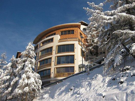 Hotel Bergwelt: Außenansicht