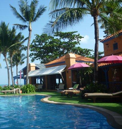 Baan Samui Resort :                   Hotel Pool