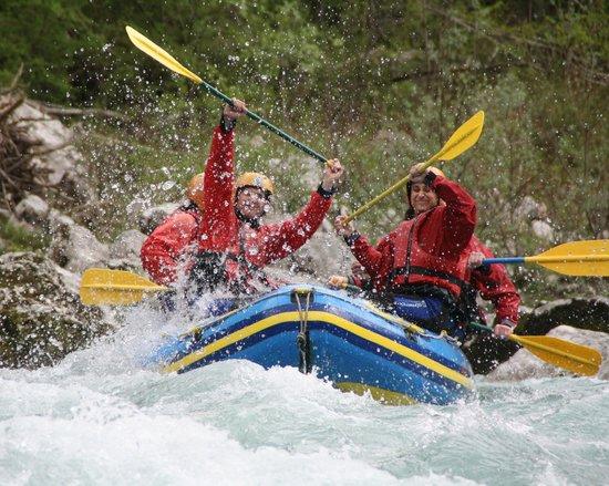 Bovec Rafting Team: summer fun on the Soca River