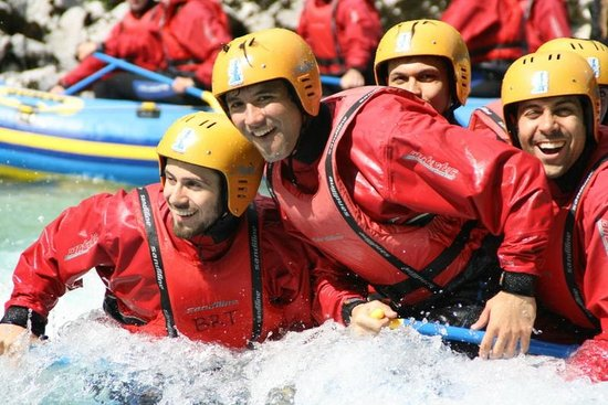 Bovec Rafting Team: summer is all about fun!