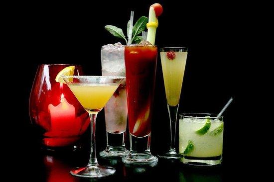 Thomas: Exquisite cocktails