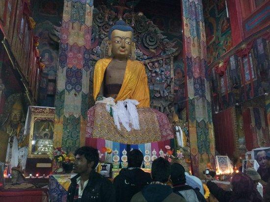 Aloobari Gompa Monastery:                   Gompa M 17