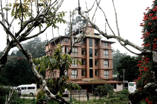 Archana Residency Munnar :                                     Hotel Archana Residency - Blended with Nature