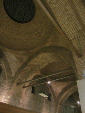 Anadolu Medeniyetleri Muzesi: Soffitto sala principale