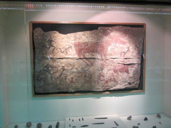Anadolu Medeniyetleri Muzesi: Disegni rupestri
