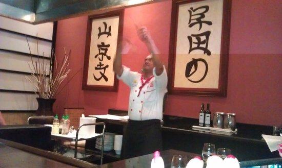 Grand Bahia Principe Tulum:                   Japanese Restaurant Amazing
