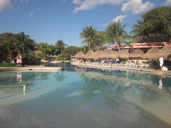 Iberostar Quetzal Playacar: Pool
