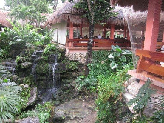 Iberostar Quetzal Playacar: Main restaurant