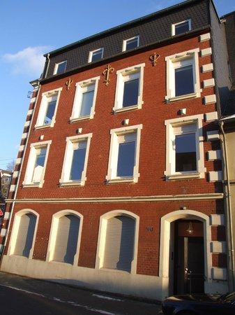 Fensterfront Pied a Terre, Bel Etage und Atelier Pfaelzer Hof Idar-Oberstein