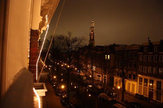 Hotel van Onna:                                     Vista dalla camera