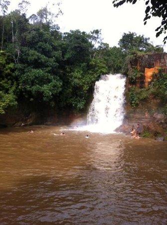 Cachoeirinha and Namorados Waterfall