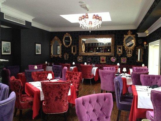 Talbot Hotel:                   Restaurant