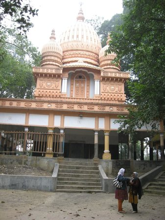 Malda, India:                   Maa Johura Temple
