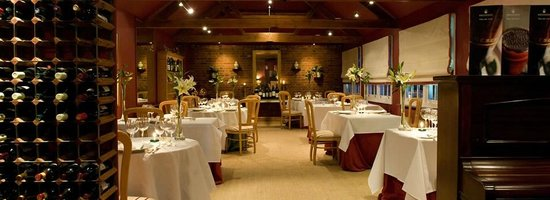 Framingham Pigot, UK: The Restaurant
