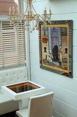 Sultan Tughra Hotel : decoration