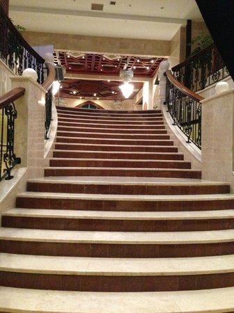 Crowne Plaza Hotel Antalya:                   lobby