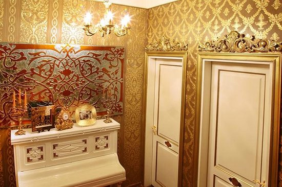Sultan Tughra Hotel: hotel interior