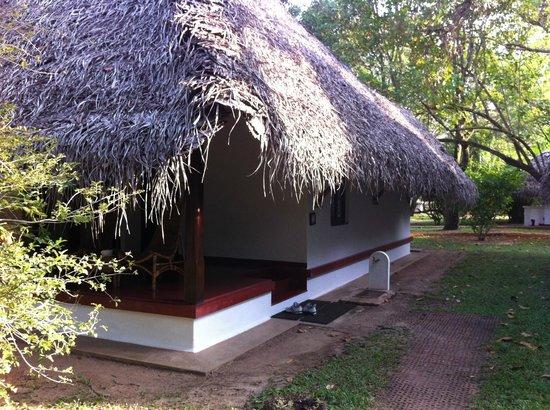 Marari Beach Resort:                   Bungalow