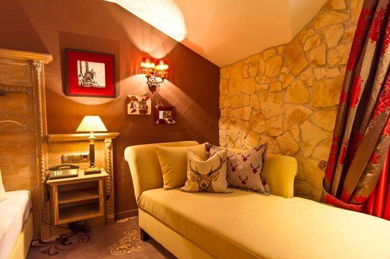 Hotel Bergruh: Zimmer Rubyhorn Deluxe Neu 2013