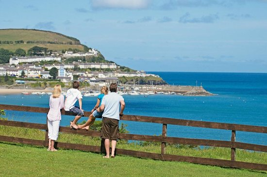 New Quay, UK: Quay West Holiday Park