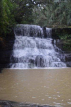 RPPN Ninho do Corvo :                   Salto Rio Barra Bonia
