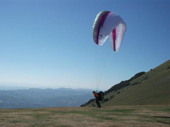 BeB San Martino: Monte Cucco