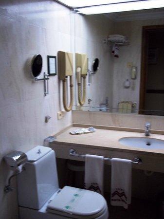 Hotel Maria Luisa : baño