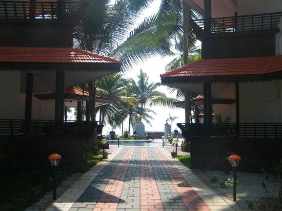 Samsara Harmony Beach Resort:                   die Anlage