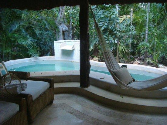 Viceroy Riviera Maya: plunge pool