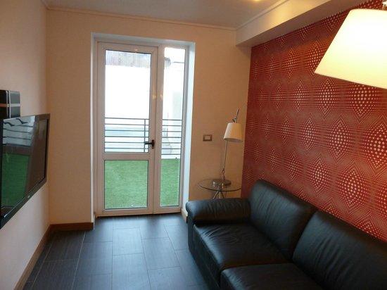 H Rado Hostel: TV Room 2nd floor