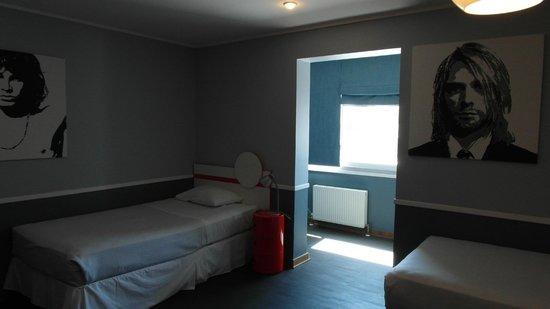 H Rado Hostel: Habitacion Triple