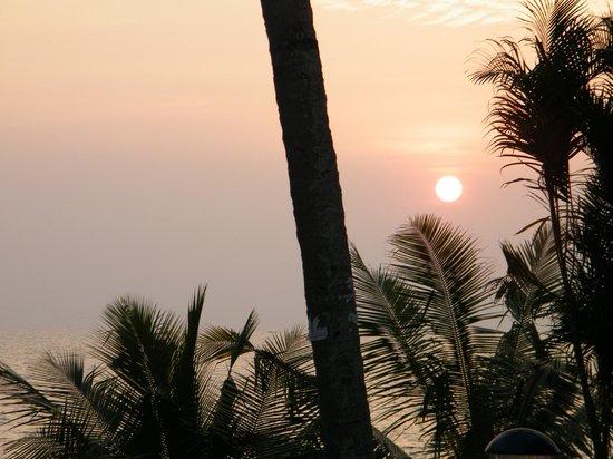 Samsara Harmony Beach Resort:                   Aussicht