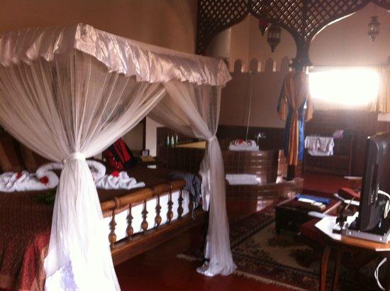 Zanzibar Palace Hotel:                   Kamer Sultana